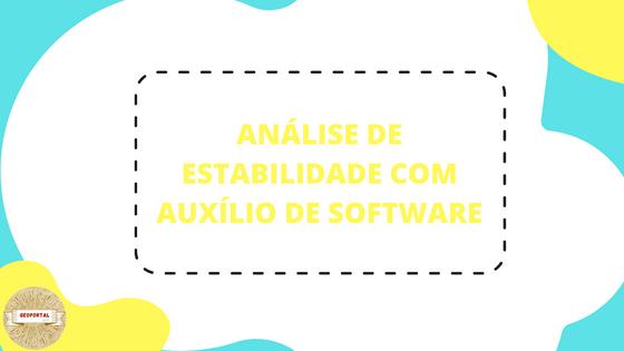 Série Análise de Estabilidade com Auxílio de Software – Vídeo 04: Linha piezométrica e Superfície de