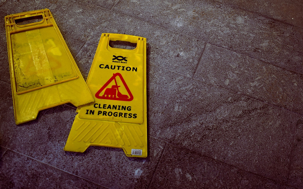 poor floor conditions are a leading cause of incidents