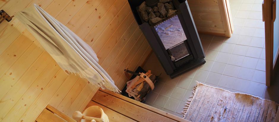 Prairie Sauna