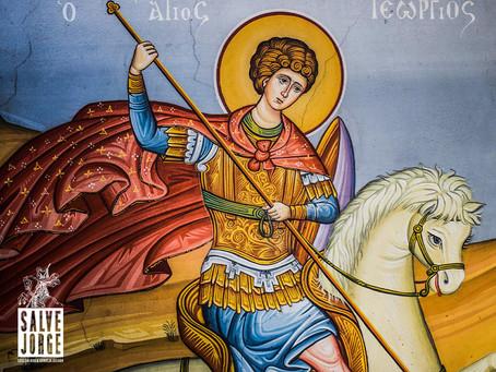 São Jorge: o santo guerreiro do Brasil