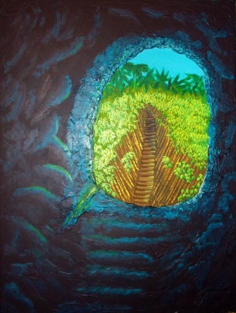 Vision -Das andereEnde der Höhle (3)