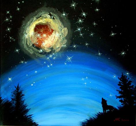 Sternenausbruch