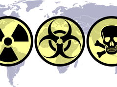 A Nuclear Response to China's Biological Warfare?