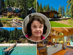 How does a senator making $160,000 a year afford a $41 million vacation home?