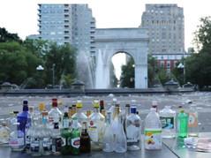 New York's Washington Square Park - A world of crack, urine and catatonia