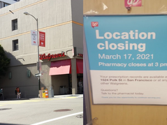 Rampant shoplifting forces Walgreen to close 17 stores in San Francisco