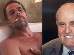 FBI refused to take hard drives from Hunter Biden's laptop: Giuliani