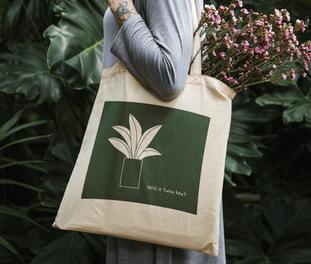 Lover Tote Bag