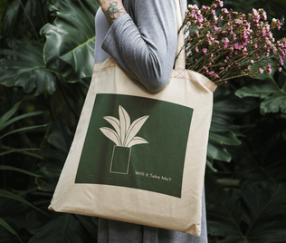 Lover Tote Bag