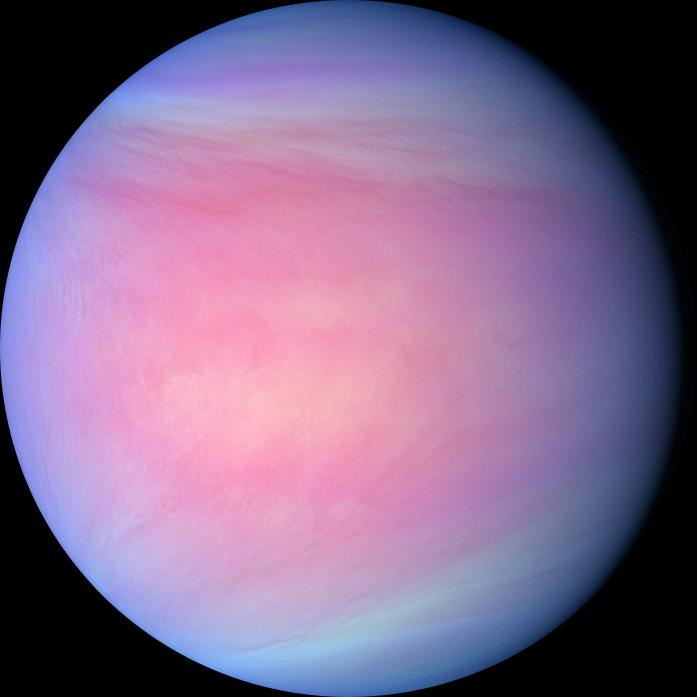 Venus-dayside