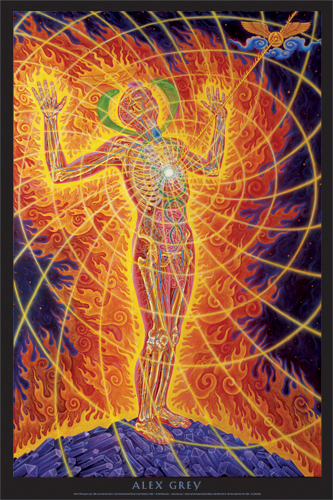 alex grey holy fire