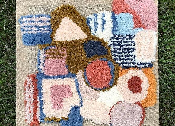 Annie Raife Wool Art