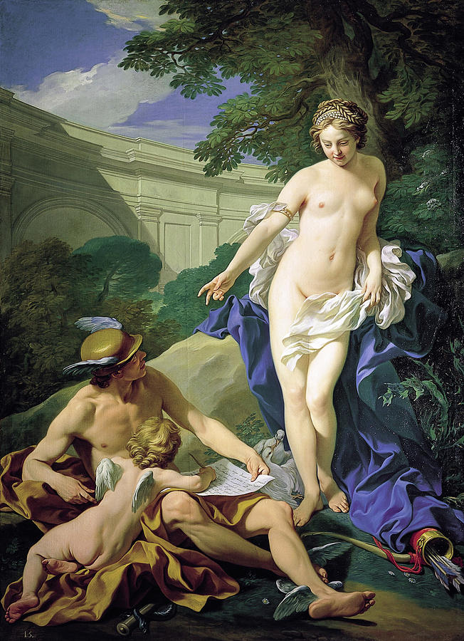 venus-mercury-and-love-louis-michel-van-