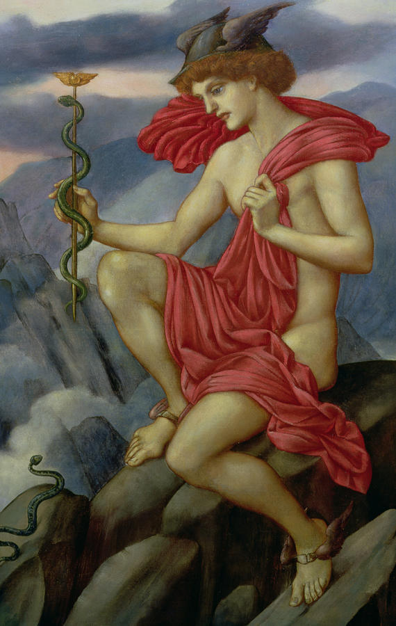 mercury-evelyn-de-morgan