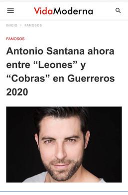 Vida Moderna - Guerreros 2020