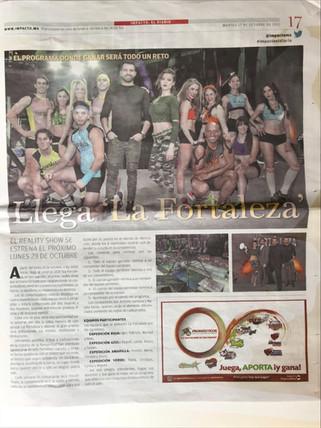 La Fortaleza (Diario Impacto)