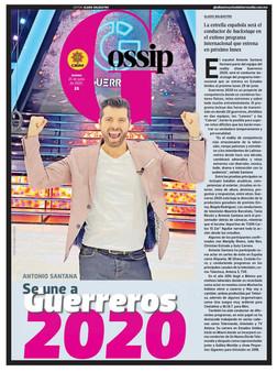 Gossip - Guerreros 2020