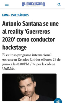 El mexicano - Guerreros 2020