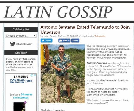Latin Gossip (EEUU)