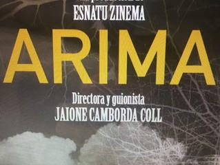 Comezo a rodaxe da película Arima