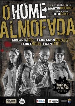 O HOME ALMOFADA
