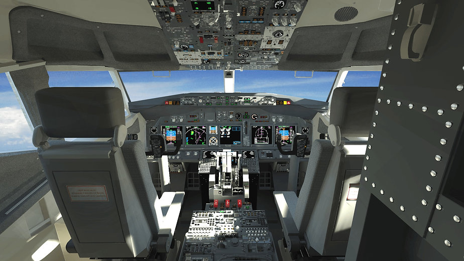 Takeoff Trim Training