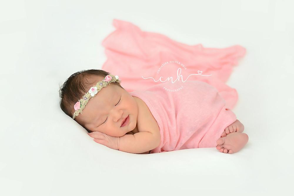 CNH Photography Belleville IL Newborn Photographer