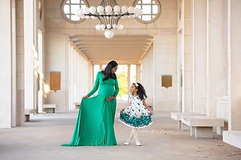 STL Maternity Photographer