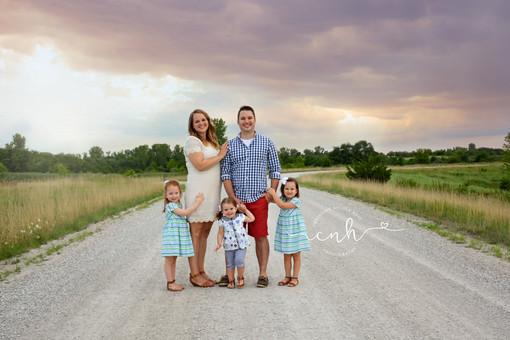 Belleville, IL Family Photographer | Shook Family