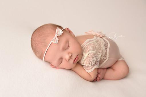 Sadie - Newborn Portrait Session