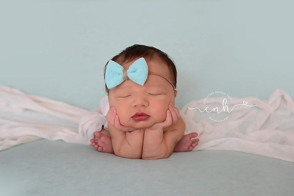 CNH Photography St. Louis IL Newborn Photographer