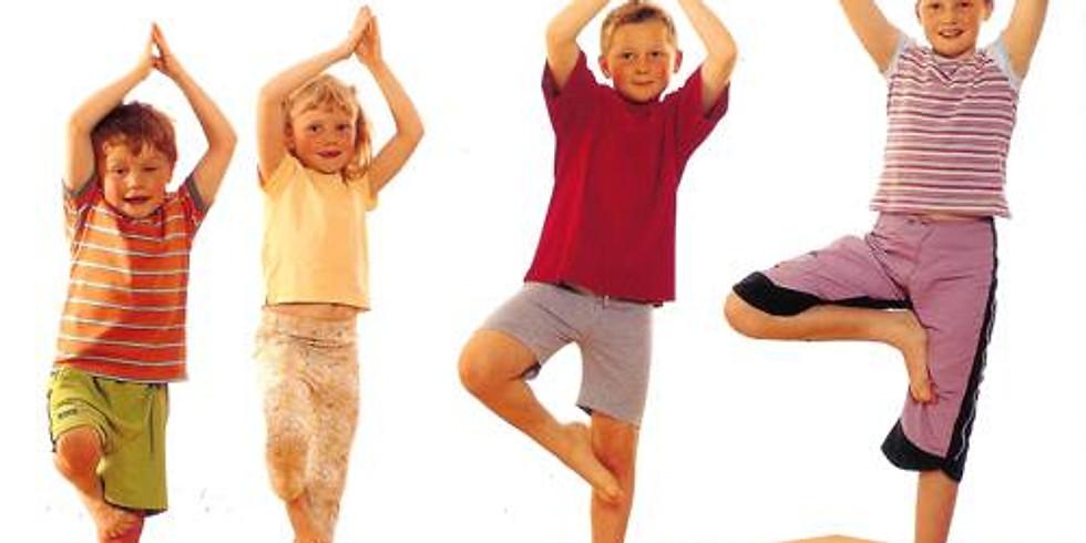 Barnas Yogadag