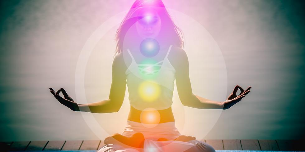Chakra-balansering, intro-kurs