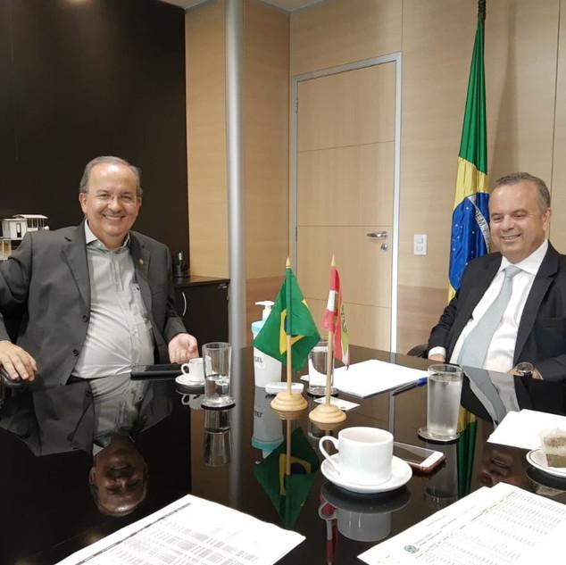 Ministro do Desenvolvimento Regional, Rogério Marinho