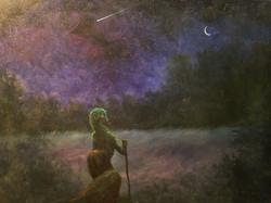 Mr. Vine at Twilight