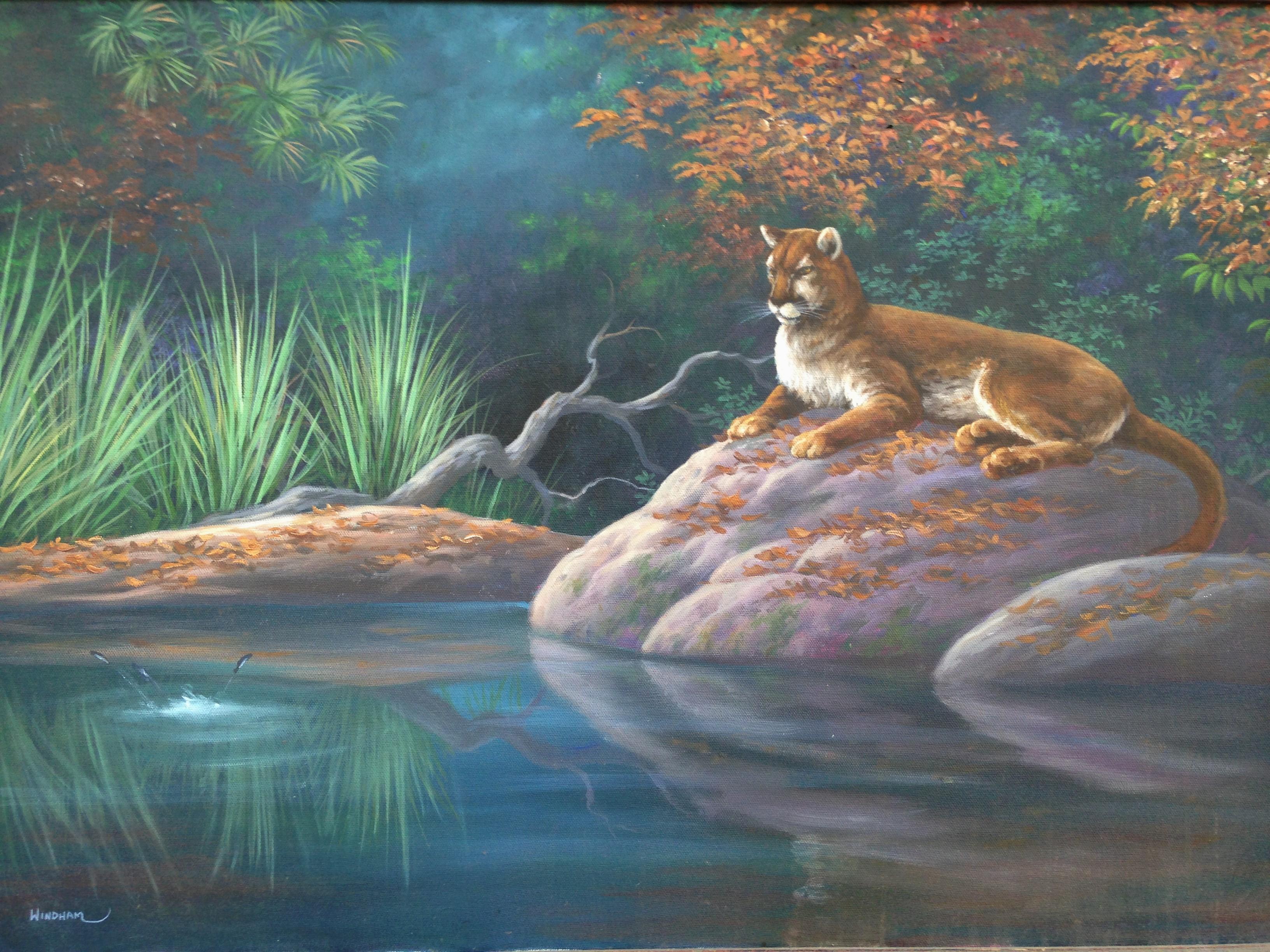 Cougar Spot