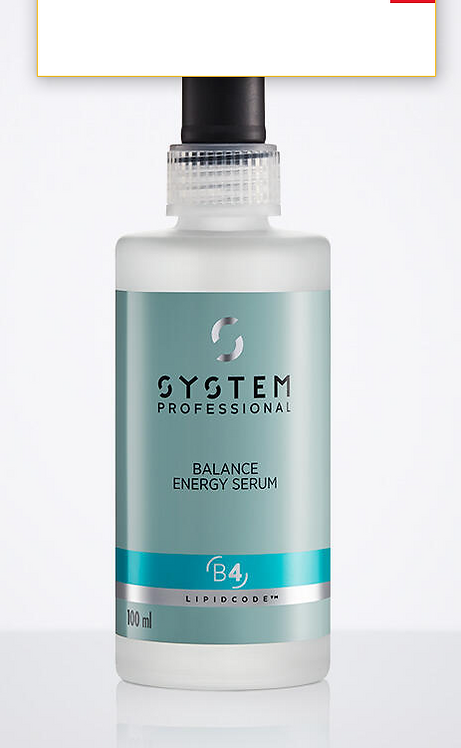 System Proffessional Balancing Energy Serum