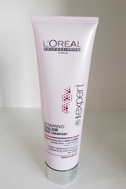 Loreal Vitamino Soft Cleanser Shampoo