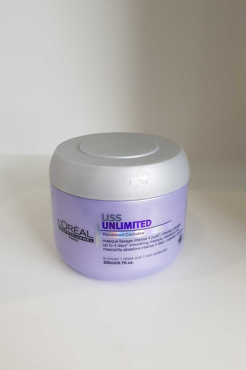 Loreal Unlimited Smoothing Mask