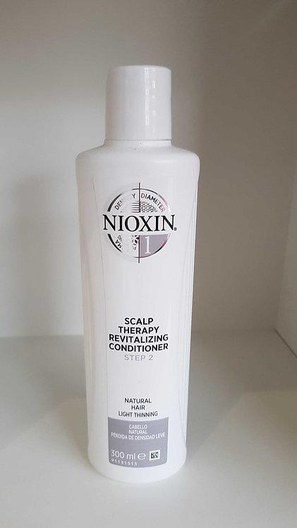 Nioxin 1 Scalp Revitalizing Conditioner Step 2
