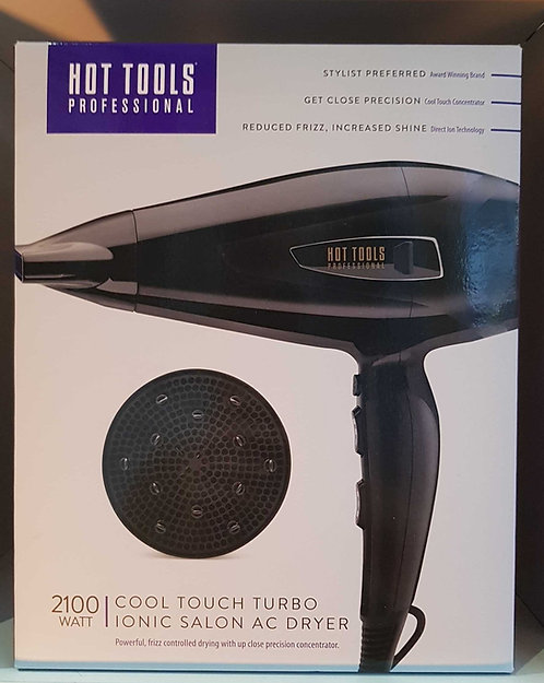 Hot Tools proffesional cool touch turbo ionic salon dryer