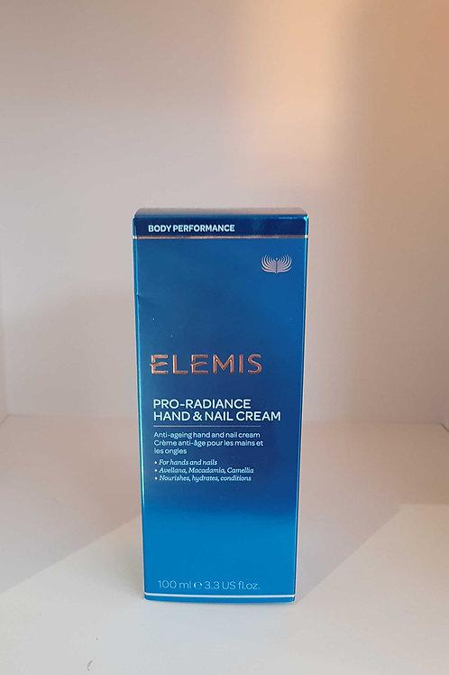 Elemis pro radiance hand and nail cream