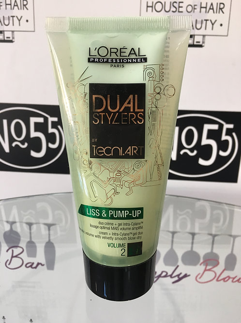 L'Oréal Dual Stylers Liss & Pump-Up