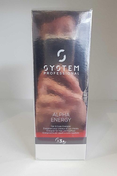 System Proffessional Alpha Energy hair/scalp