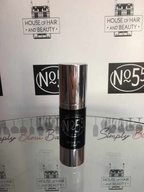 No.55 Shave Oil