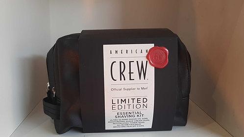 American crew essential shaving kit