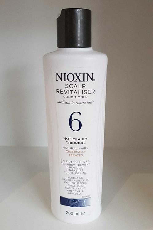 Nioxin 6 Scalp Revitaliser Conditioner