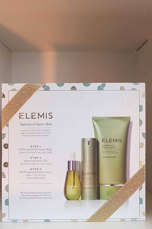 Elemis superfood super skin gift set