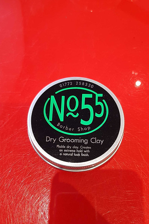 No55 Dry Grooming Clay