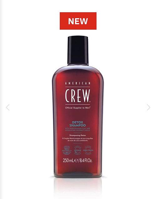 American Crew Detox Shampoo 250ml
